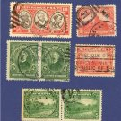 Haiti 5 Stamps Packet No 2750