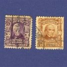 United States 4 Stamps from 1903