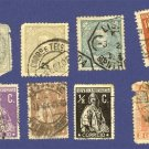 Portugal 6 stamps from 1880 to 1921  Packet No 2562