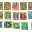 India Packet No 4511 with 15 stamps