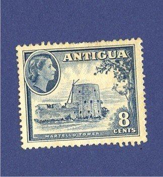 Antigua Single Stamp