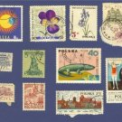 Poland Packet No 3499 with 10 stamps