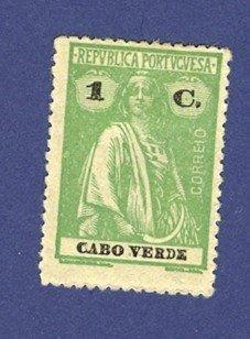 Cape Verde 1 Stamp