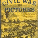 Civil War in Pictures arranged by Fletcher Pratt Hardback