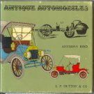 Antique Automobiles by Anthony Bird Hardback