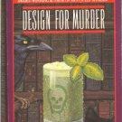 Design for Murder by Carolyn G. Hart  Death on Demand Mystery