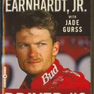 Driver No 8 Dale Earnhardt Jr with Jade Gurss