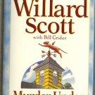 Murder Under Blue Skies by Willard Scott with Bill Crider