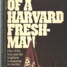 Death of a Harvard Freshman by Victoria Silver