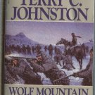 Wolf Mountain Moon by Terry C Johnston