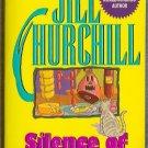 Silence of the Hams by Jill Churchill   Jill Jeffrey Mystery