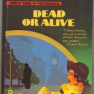 Dead or Alive by Patricia Wentworth  Miss Silver Mystery