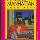 Maggody in Manhattan by Joan Hess Arly Hanks Mystery