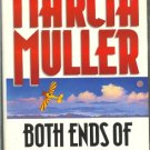 Both Ends of The Night by Marcia Muller Sharon McCone Mystery Hardback