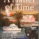 A Matter of Time by David Manuel Faith Abbey Mystery