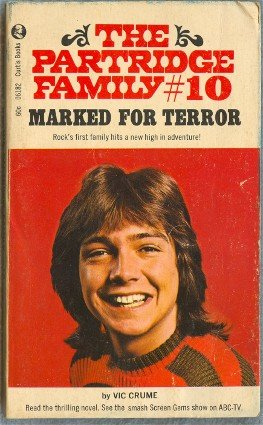 Marked for Terror Partridge Family No 10 by Vic Crume