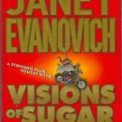 Visions of Sugar Plums by Janet Evanovich Stephanie Plum Holiday Novel Hardback