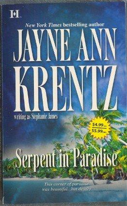 Serpent in Paradise by Stephanie James Jayne Ann Krentz