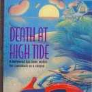 Death at High Tide by Beth Sherman Jersey Shore Mystery Ocean Grove New Jersey