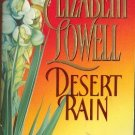 Desert Rain by Elizabeth Lowell
