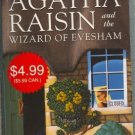 Wizard of Evesham by M C Beaton Agatha Raisin Mystery