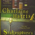 Shakespeares Landlord by Charlaine Harris Lily Bard Mystery