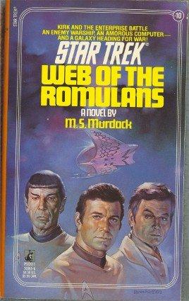 Web of the Romulans by M S Murdock Book 10 Original Star Trek Series
