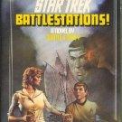 Battlestations by Diane Carey Book 31 Original Star Trek Series