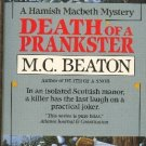 Death of a Prankster by M C Beaton  Hamish Macbeth Mystery