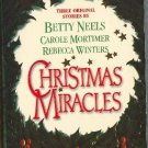 Christmas Miracles Betty Neels Carole Mortimer Rebecca Winters