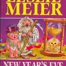 New Years Eve Murder by Leslie Meier Lucy Stone Mystery
