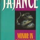 Minor in Possession by J A Jance J P Beaumont Mystery