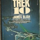 Star Trek 10 Adapted by James Blish 6 Episodes from the Original TV Series