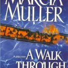 A Walk Through the Fire by Marcia Muller Hardcover Sharon McCone Mystery