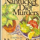 The Nantucket Diet Murders by Virginia Rich Hardcover Mrs Potter Mystery