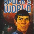 Spocks World by Diane Duane novel based on the original Star Trek Series