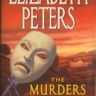 The Murders of Richard III by Elizabeth Peters Jacqueline Kirby Mystery Series