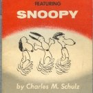 A New Peanuts Book Featuring Snoopy by Charles M Schulz