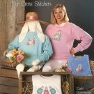 Sweet Sweats for Cross Stitch by Sue McElhaney