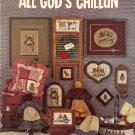 All Gods Chillun by Glynda Turley Counted Cross Stitch Leaflet