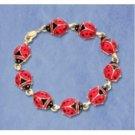 Wholesale Closeouts - Mariquita Bug Bracelet