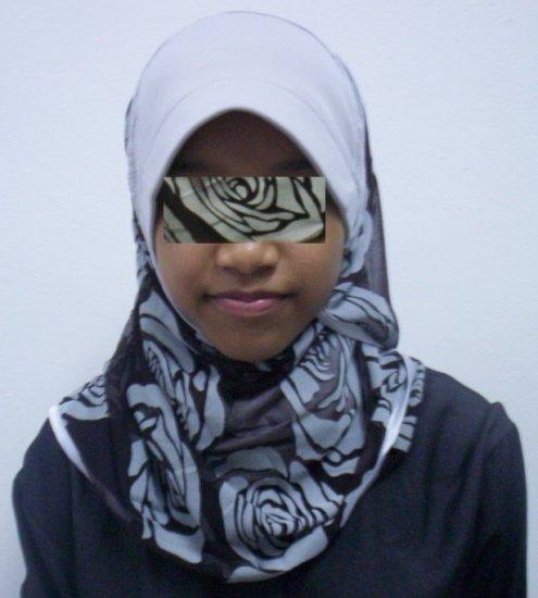 New~1pc Kuwaiti Hijab~Amira~Mona~Muslim/Islamic Head Scarf~Tudung~Kleidung (ID 3361-WGyF)