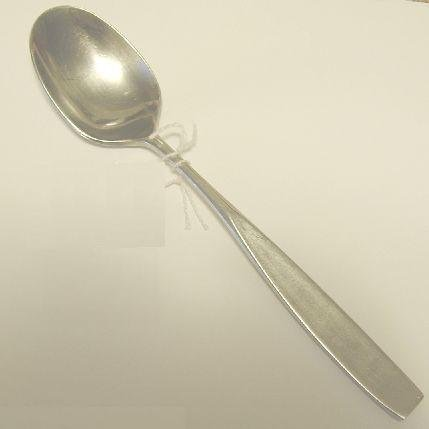 Place Soup Spoon Oxford Hall Stainless Flatware Secretariat Satin Free Shipping