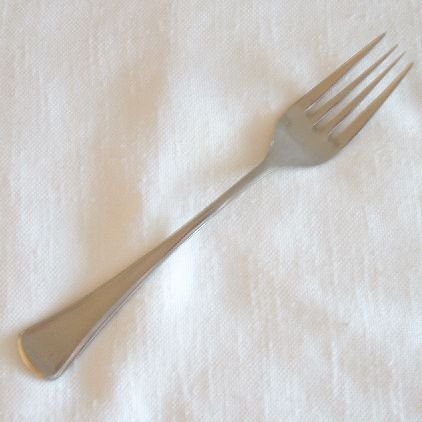 Salad Fork Reed and Barton Rebacraft Stainless Flatware Kristiansand Free Shipping