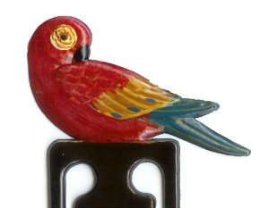 Parrot Book Marker FREE SHIPPING
