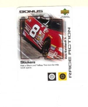 Dale EarnHardt Jr. Upper Deck 2000 1st Edition Bonus Trading Card