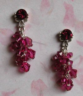 Be-Jewelled Fuchsia (Large)