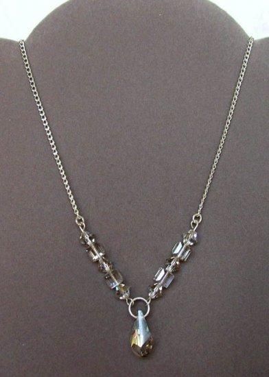 Necklace - CRYSTAL ELEGANCE