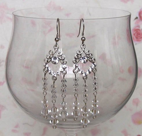 Loopy with Crystals Crystal AB