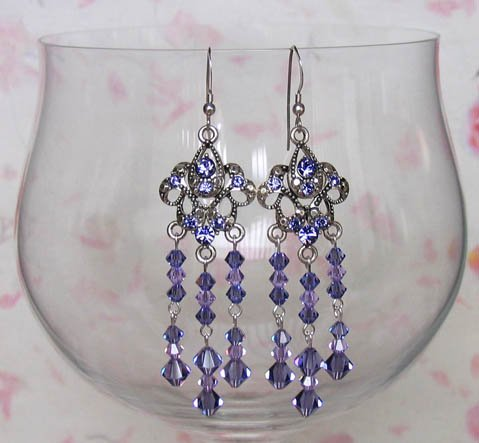 Sparkling Spectacle Tanzanite